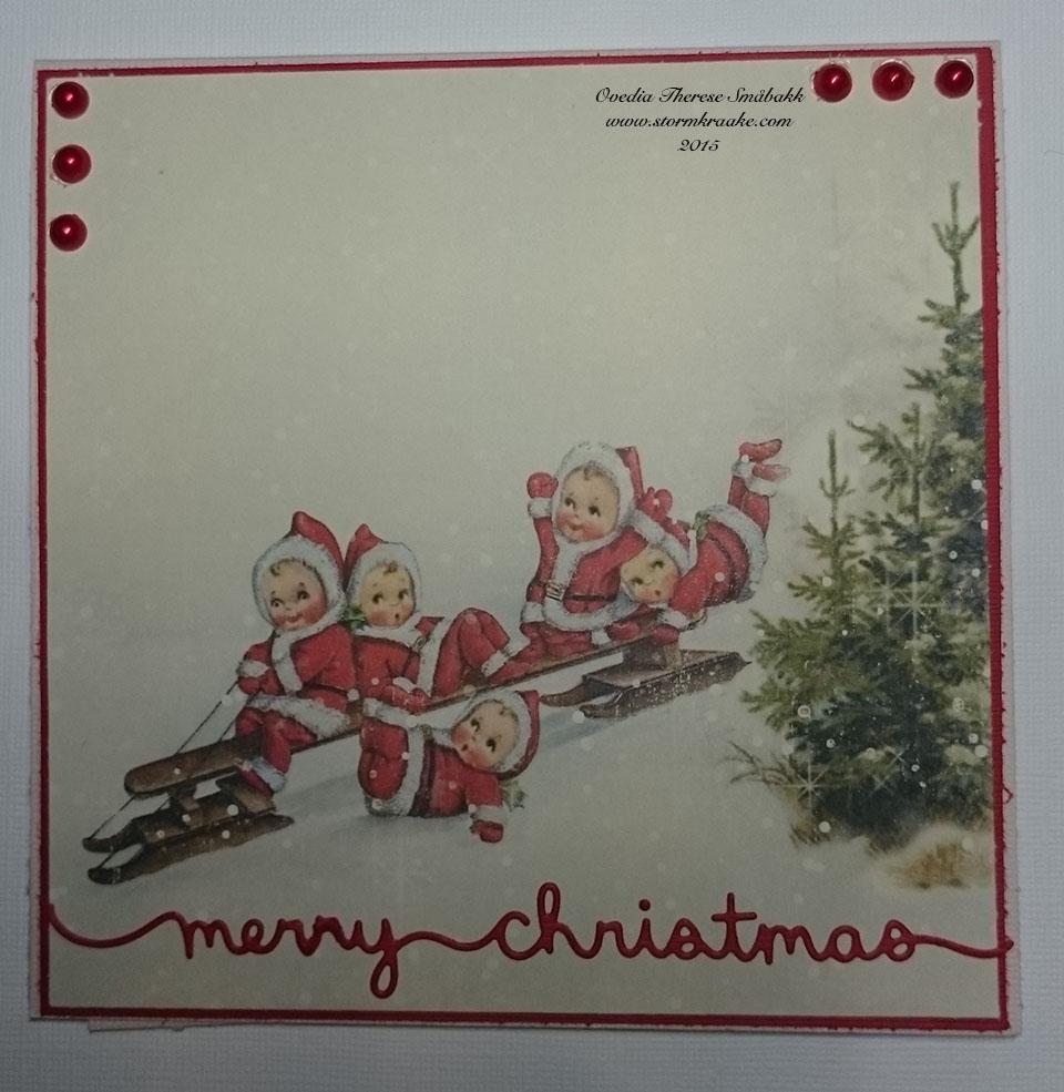 PION - CHRISTMAS IN NORWAY - 002 - OVEDIA THERESE SMÅBAKK