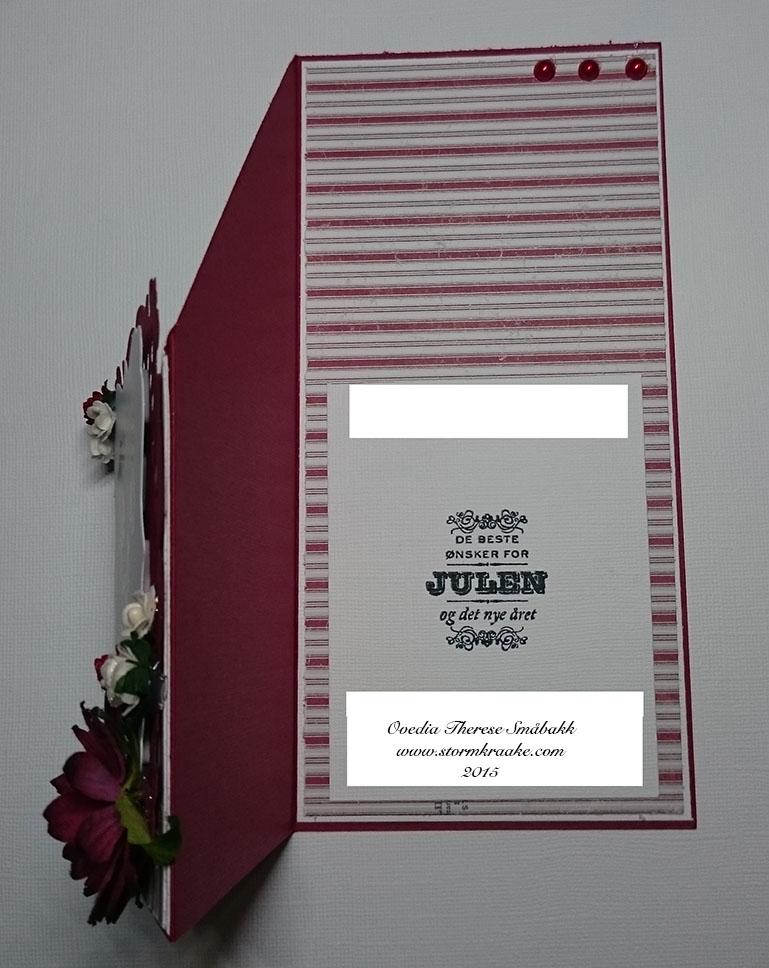 TRIFOLD CARD - MAJA DESIGN - HOBBY HOUSE - OVEDIA THERESE SMÅBAKK - 002